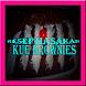 Resep Kue Brownies Lengkap by Ataya Studio