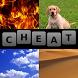 4 Pics 1 Word Cheat AllAnswers by PBJ Studios