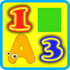 ABC Numbers Colors for Kids by Zodinplex