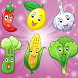 Fruit, Vegetables for Toddlers by romeLab