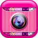 Cute Pink Photo Collage Maker by Dream Theme Media - Pics Editors & Games for Girls