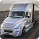 Cargo Truck Mountain Drive Sim by Transpire UFD