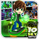 Super Ben Omnitrix Battle Fight by Nandong