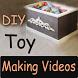 DIY Toy Making Videos by Carl Alex 1890