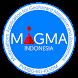 MAGMA Indonesia by Pusat Vulkanologi dan Mitigasi Bencana Geologi