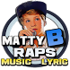 MattyB Raps Music Lyric Mp3 by OST LAGU INDO HITZ