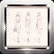 New Fashion Design Sketches