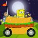 Sponge-bob Hill Climb