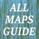 Карта Антофагасты by AllMapsGuide
