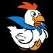 Super Chicken by Maurizio Faleo