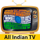 All Indian TV Channels by The TV HD