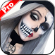 Halloween Makeup Photo Editor 2018 by Vidalti
