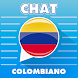Chat Colombiano by Bless Designs