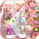 Cute bunny Theme happy easter by fancy themes