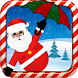 Santa Umbrella by GETAPP