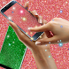Glitter Live Wallpaper by lamxung822