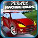car race game : chase racing by Kansan Dev.