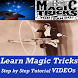 Learn How to do Easy New Magic Tricks VIDEOs App by Master Super Apps