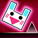 Geometry Jump Rabbit by NeverGiveUp
