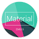 MaterialUi EMUI 5 THEME by App_Labs