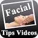 Facial Massage Tips Videos Step by Step by Vishvesh Yadav 1989