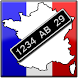 French Number Plates Free by JimtheChimp