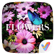 Flowers 3D V Launcher Theme by V Launcher