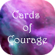 Cards of Courage Oracle by Binary Computing Ltd