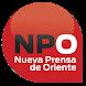 Nueva Prensa de Oriente by Consultoría Inusual