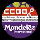 CCOO MONDELEZ VIANA by KOABIANA