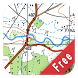 Soviet Military Maps Free by ATLOGIS Geoinformatics GmbH & Co. KG