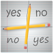 Charlie Charlie Pencil Game by games by sandcastle