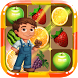 Farm Fruit match by thaleia samantha