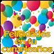 Felicidades en tu cumpleaños by Entertainment LTD Apps