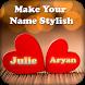 Stylish Name Maker by Fun App Logic