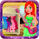 Girl Popstar Dressup Salon by Kids Fun Studio