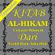 Kitab Al-Hikam Syekh Ibnu Atha'illah Terjemahan by Semoga Bermanfaat