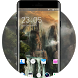 Theme for Xolo A550s IPS Fantasy Landscape by Theme Guru