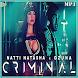 Natti Natasha X Ozuna - Criminal by Crazstudio
