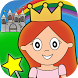 Princess Unicorn Fairytale Coloring Games for Kids by Eggroll Games