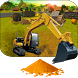 Farm Construction Excavator by Gameload