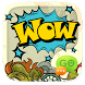 (FREE) GO SMS WOW THEME by ZT.art