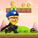 Super jabber jump ninja by travelgar law