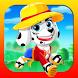 Paw Puppy Running Dog Patrol Adventures by Martin Adventure Games Inc