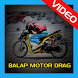 Balap Motor Drag by The Music Company