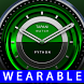 Phyton wear watch face by wearable tapani