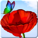 Flowers and Butterflies Summer by iim mobile