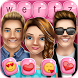 Teen Love Story Keyboard Themes by Webelinx Love Story Games