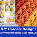 Learn Crochet Designs Ideas Step by Step VIDEO App by ALL Concept Tutorial VIDEOs Apps 2017-18