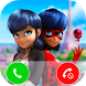 Fake Call Miraculous Ladybug by Dev-stars